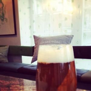 Imorgon är det dax igen. Kom ner och drick en onsdagsöl, antingen vår egna Lux Ale eller Visby pils 49:- Välkomna