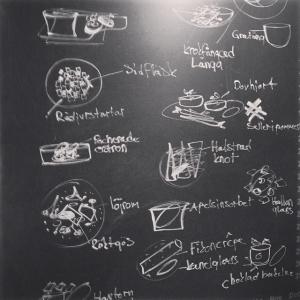 Brainstorm! Menyn för dagen. #luxdagfordag #meny #alltidnymeny