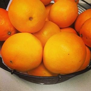 Solmogna apelsiner för 6kr styck! Varmt välkommen!