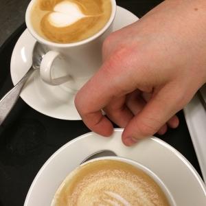 Andrés Kärlekskaffe på Lux Dag för Dag