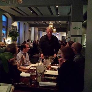 Vi tackar Tomas från Stenhusegård för ett fantastiskt gästspel på Lux dag för dag.