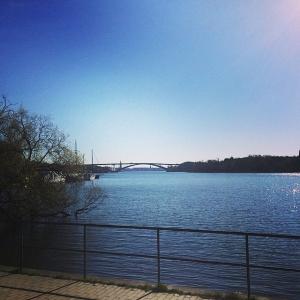 God morgon Stockholm