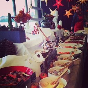 Nu är det julbord i december som gäller på Lux dag för dag. Ni är varmt välkomna! #julbord #luxdagfordag