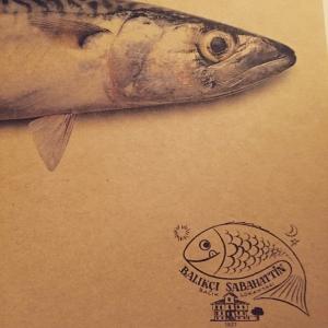 Dinner time... Grillad fisk, en riktigt favorit. #älskafisk #istanbul #grill #fisk