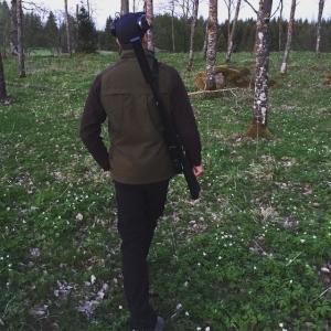 Vildsvinspyrsch tillsammans med @mageng83 tyvärr hade vi ingen jaktlycka. #jakt #vildsvin #pyrsch #livetpålandet #jaktia #jaktiaproteam #älskajakt @jaktiase