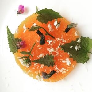"""Snart Farmers Dinner no.1 2015! Trygve Bergman – """"Löjromsguru"""" är mannen bakom ursprungsmärkningen av löjrom. Bild: en av morgondagens rätter #farmersdinner #löjrom #trygvebergman #luxdagfördag"""