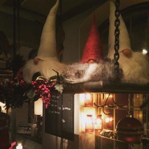 Möt tomtarna på Lux #julbord #luxdagfordag #godjul