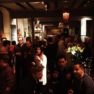 Koncern party!  #luxrestauranger #personalfest #luxdagfördag #restaurangbar #eatrestaurant