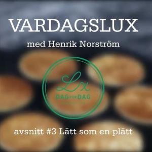 I denna veckas avsnitt av Kockarnas kamp så gick det inte hela vägen för @henrikluxrestauranger med plättarna. Men i köket hos oss på Lux gick det utmärkt!