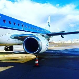"""""""Pyrstidig"""" uppgång i dag, snart framme i Florens för några trevliga & inspirerade dagar tillsammans med fantastiska medarbetare. #luxrestauranger #vardagslux #luxdagfördag #restaurangbar #eatrestaurant #flight #travel"""